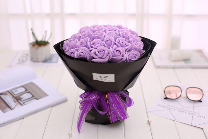 sản phẩm hoa sáp thơm