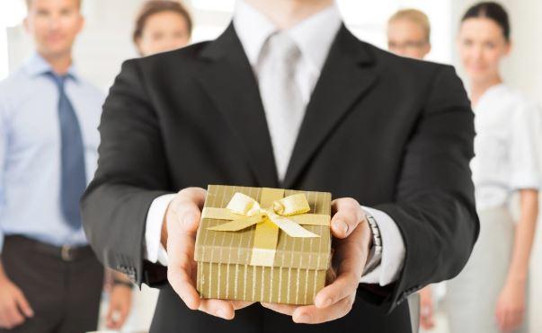 nguyên tắc vàng trong nghệ thuật tặng quà