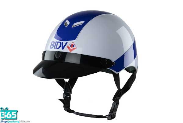 Quà tặng - Mũ bảo hiểm in logo
