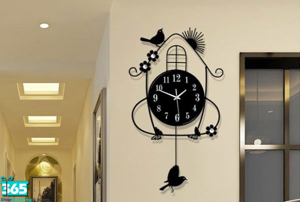 Quà tặng đồng hồ decor