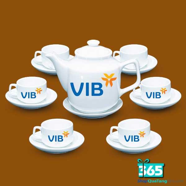 Quà tặng cốc VIB cho khách hàng